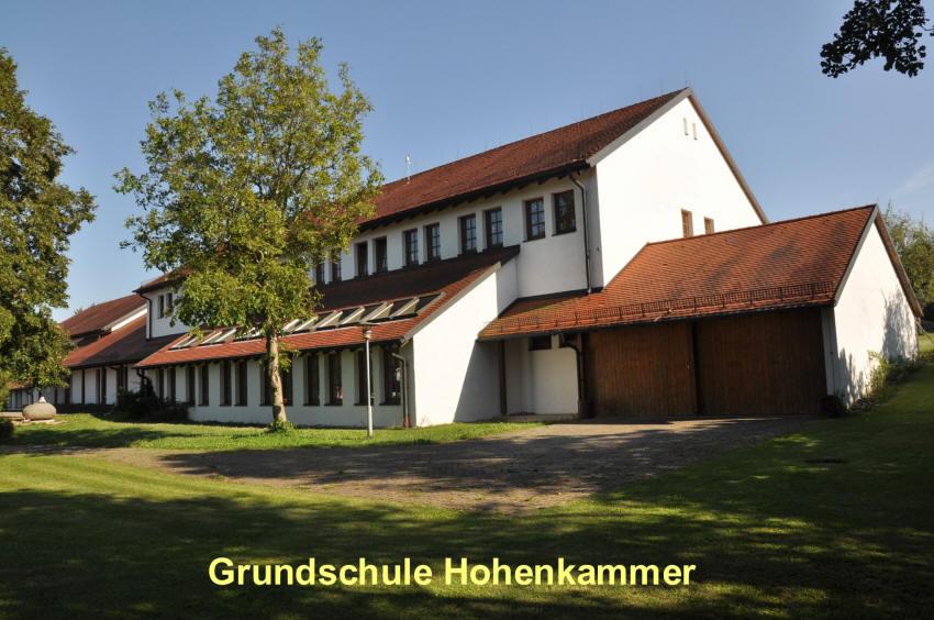 Grundschule Hohenkammer Nordansicht